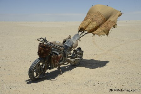 Mad Max Fury Road : R1 décarénée
