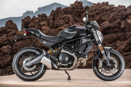 Ducati Monster 797 : quelques options
