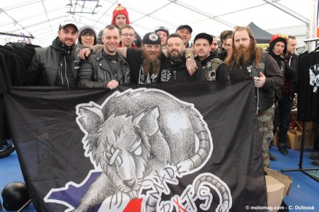 Salon moto de Pecquencourt : Rat's made in France