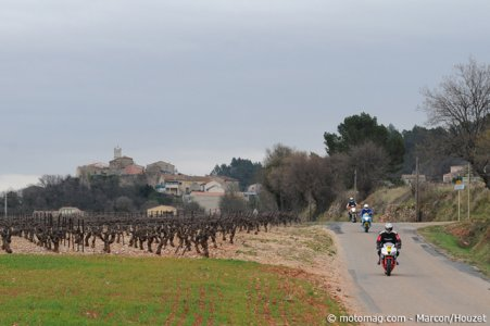Rallye des Garrigues 2013 : ambiance