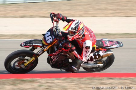 Supermoto des Nations 2011 : question de style....