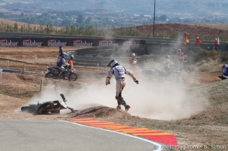 Supermoto des Nations 2011 : un circuit piégeux