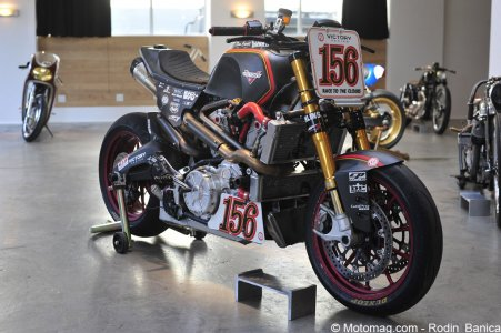 Roland Sands et la Victory Project 156