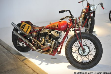 Indian Scout par Go Takamine