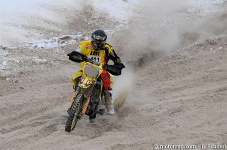 Enduropale du Touquet 2012 : Estonien de talent