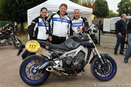 Moto Tour 2013 : France Inter dans la course