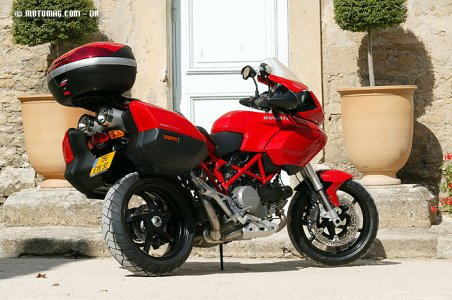 Ducati Multistrada 1100 S : options