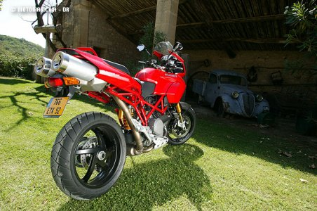 Ducati Multistrada 1100 version S