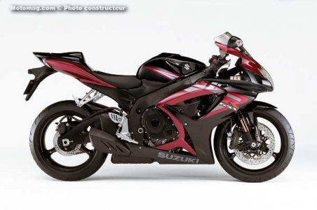 Suzuki GSX-R 2006 : photo