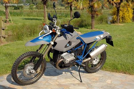 BMW R 1200 GS HP2 : full Power