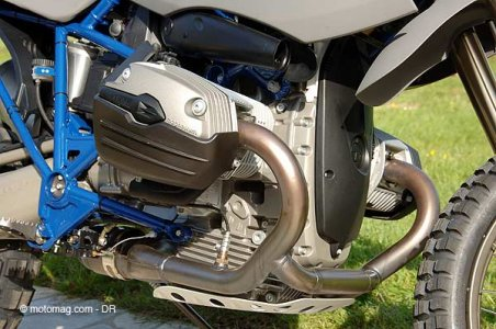 BMW R 1200 GS HP2 : haute performance