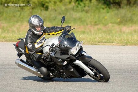 BMW K 1200 R : Duolever