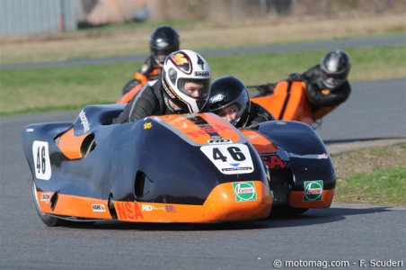 4e Side Car Party à Lurcy-Lévis : on peaufine