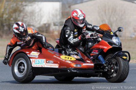 4e Side Car Party à Lurcy-Lévis : du rallye aussi