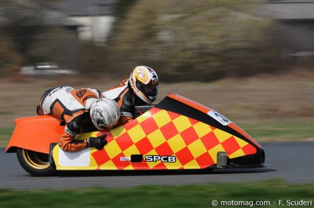 4e Side Car Party à Lurcy-Lévis : Side F2