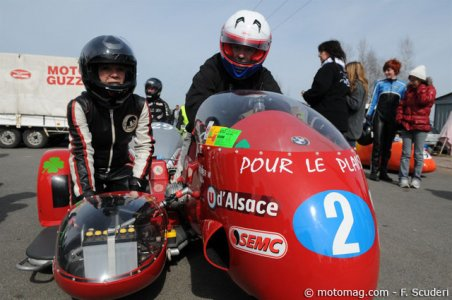 4e Side Car Party à Lurcy-Lévis : pour le plaisir