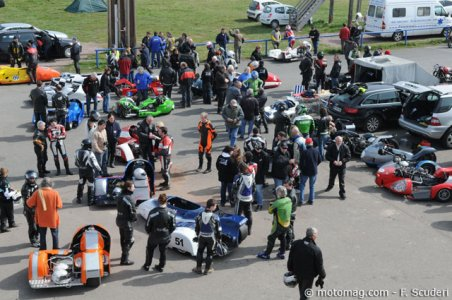 4e Side Car Party à Lurcy-Lévis : affluence