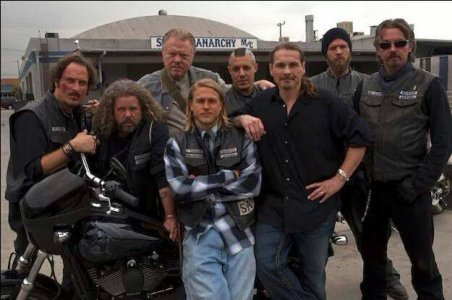 Sons of anarchy Coffret DVD