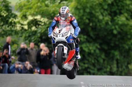 Tourist Trophy 2012 : the King of TT