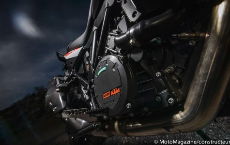 KTM Super Adventure 1290 S : 160 chevaux !