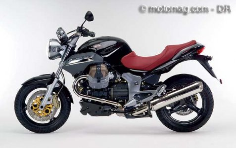 moto guzzi breva v 1100 moto magazine leader de l actualit de la moto et du motard. Black Bedroom Furniture Sets. Home Design Ideas