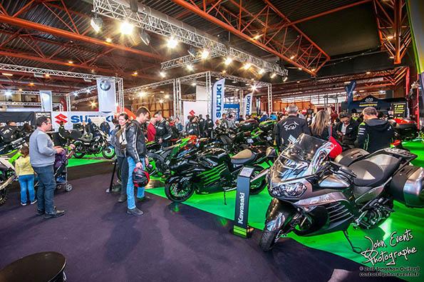 15e salon de la moto de narbonne 11 moto magazine for Salon de la moto narbonne