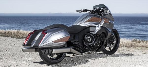 concept 101 bmw sortira aussi un bagger 6 cylindres moto magazine leader de l actualit de. Black Bedroom Furniture Sets. Home Design Ideas