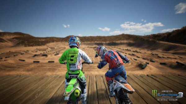 monster energy supercross 3 test duel {JPEG}
