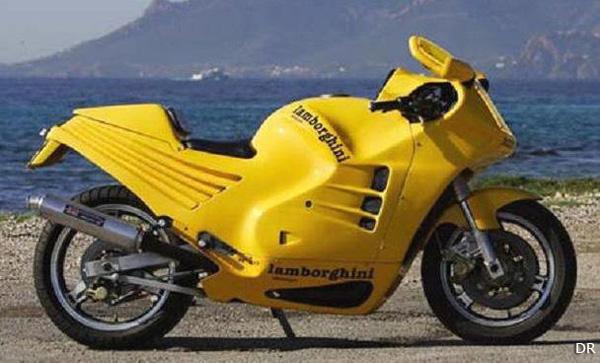 insolite une moto lamborghini vendre moto magazine leader de l actualit de la moto et. Black Bedroom Furniture Sets. Home Design Ideas