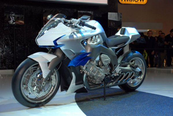 BMW Concept 6 cafe racer {JPEG}