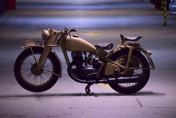 dkw nz 350 1939 moto collection guerre