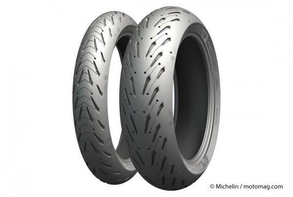 pneus moto le nouveau michelin road 5 se d voile moto magazine leader de l actualit de la. Black Bedroom Furniture Sets. Home Design Ideas