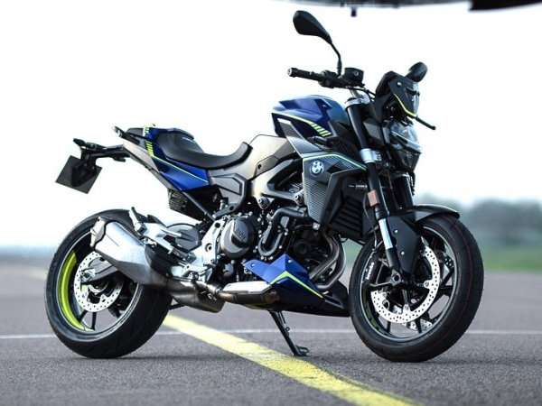 BMW F 900 R Force 2021