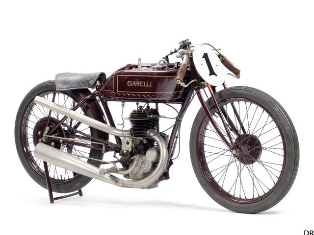 motos de collection des garelli de grand prix vendues moto magazine leader de l. Black Bedroom Furniture Sets. Home Design Ideas